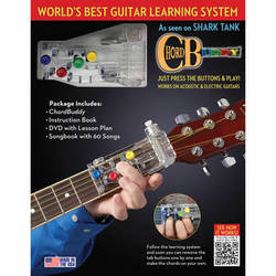 ChordBuddy ChordBuddy Guitar Learning System