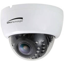 Speco Technologies 960H 2.8 to 12mm Indoor Dome Camera with Night Vision (White)