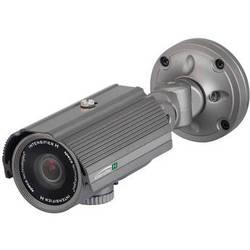 Speco Technologies Intensifier H Indoor/Outdoor 5 to 50mm Varifocal Bullet Camera Gray