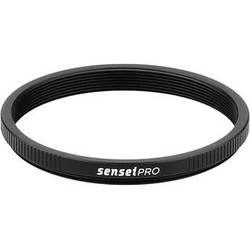 Sensei PRO 55-52mm Aluminum Step-Down Ring