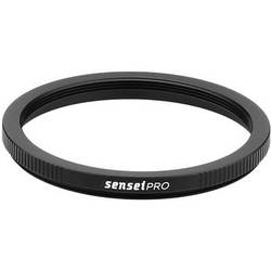 Sensei PRO 58-52mm Aluminum Step-Down Ring