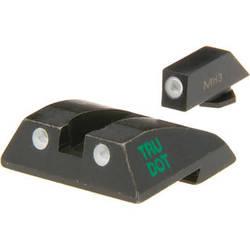 MEPROLIGHT LTD Tru-Dot Tritium Night Sight for S&W Sigma (Set - Green/Green)