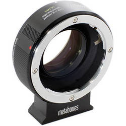 Metabones Olympus OM Lens to Fujifilm X-Mount Camera Speed Booster ULTRA