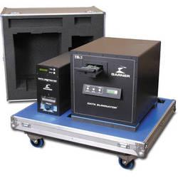 Garner PD-5 Multiple Hard Drive Destroyer Package with SSD-1