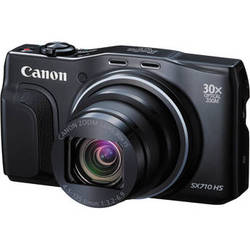 Canon PowerShot SX710 HS Digital Camera (Black)