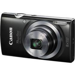 Canon PowerShot ELPH 160 Digital Camera (Black)