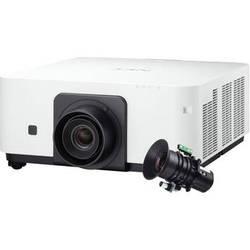 NEC NP-PX602WL-W-36 6000 Lumen WXGA Professional Installation Laser DLP Projector with NP36ZL Lens (White)