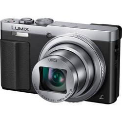 Panasonic Lumix DMC-ZS50 Digital Camera (Silver)