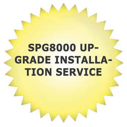 Tektronix SPG8000 Upgrade Installation Service