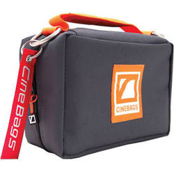 CineBags CB92 Monitor Pack (Charcoal with Orange Webbing)
