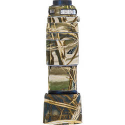 LensCoat Lens Cover for Canon 100-400mm f/4.5-5.6 IS II (Realtree Max4 Camo)