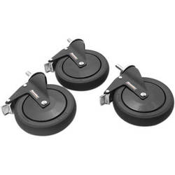 "Kessler Crane 6"" Standard Caster Wheels for K-Pod"
