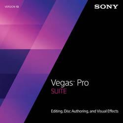 Sony Vegas Pro 13 Suite Upgrade (Download)