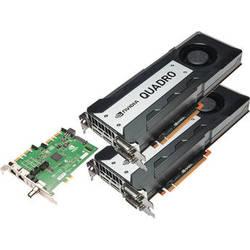 PNY Technologies Dual NVIDIA Quadro K6000 Ultra-High Res Video Wall Kit