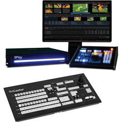 NewTek Live Sports 460 Solution: TriCaster 460 & 3Play 440