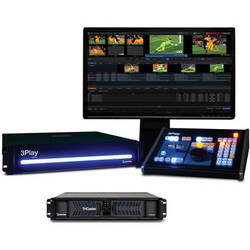 NewTek Live Sports 410 Solution: TriCaster 410 & 3Play 440