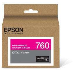 Epson T760 Vivid Magenta Ultrachrome HD Ink Cartridge