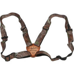 Crooked Horn Outfitters MagnumBino-System Binocular Harness (Realtree All Purpose Camo)