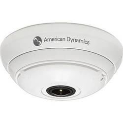 American Dynamics Illustra Series ADCi825-F312 5MP Fisheye PTZ Network Dome Camera (White)