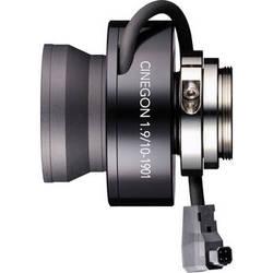 Schneider C-Mount 10mm f/1.9-16 Cinegon Motorized Compact P-Iris Lens with Lockable Focus
