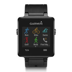 Garmin vivoactive Sport Watch with Heart Rate Monitor (Black)