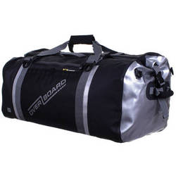 OverBoard Pro-Sports Waterproof Duffel Bag (90L, Black)