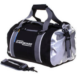 OverBoard Classic Waterproof Duffel Bag (40L, Black)