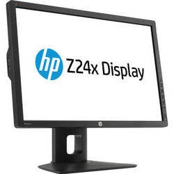 """HP Promo Z24x DreamColor 24"""" Widescreen LED Backlit Professional LCD Monitor"""