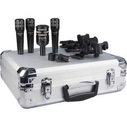 Audix DP4 Instrument Mic Pack