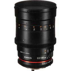 Rokinon 135mm T2.2 Cine DS Lens for Nikon F Mount