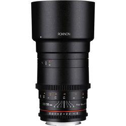 Rokinon 135mm T2.2 Cine DS Lens for Canon EF Mount