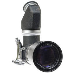 Leica Visoflex I with,PEGOO,OZXVO and Telephoto 200mm f/4 Telyt Manual Focus Lens
