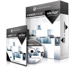 American Dynamics Additional VideoEdge NVR Server Software with 4 Camera Licenses