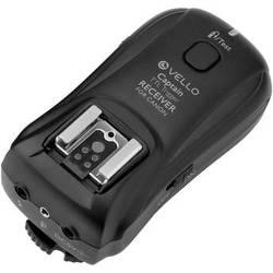 Vello FreeWave Captain Wireless TTL Receiver for Canon E-TTL or E-TTL II Cameras