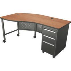 Balt Instructor Teacher's Desk II (Cherry)