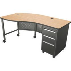 Balt Instructor Teacher's Desk II (Oak)