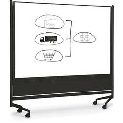 Balt D.O.C. Mobile Partition and Display Panel
