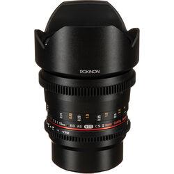 Rokinon 10mm T3.1 Cine DS Lens with MFT Mount for APS-C