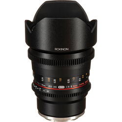 Rokinon 10mm T3.1 Cine DS Lens with Sony E Mount for APS-C