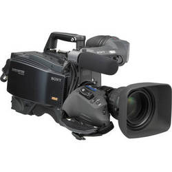 Sony Super Slow Motion 2/3 Multiformt Camera