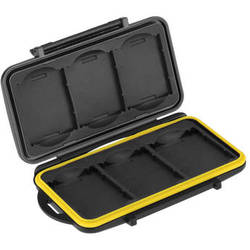 Ruggard Memory Card Case for Up to 6 XQD Cards
