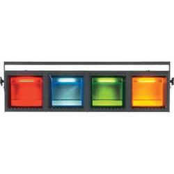 Strand Lighting Aurora Cyc 4-Way Linear Batten Luminaire (120 VAC, Black)