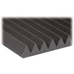 Auralex Studiofoam Wedge-22 (Charcoal Gray, 12-Pack)