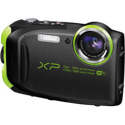 Fujifilm FinePix XP80 Digital Camera (Graphite Black)