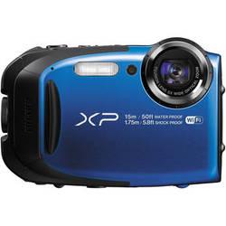 Fujifilm FinePix XP80 Digital Camera (Blue)