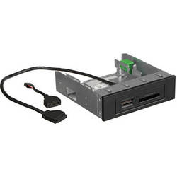 "HP 15-in-1 USB 3.0 5.25/3.25"" Internal Media Card Reader"