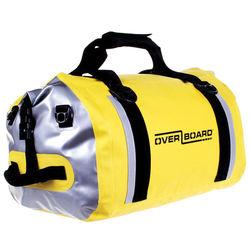 OverBoard Pro-Sports Waterproof Duffel Bag (40L, Yellow)