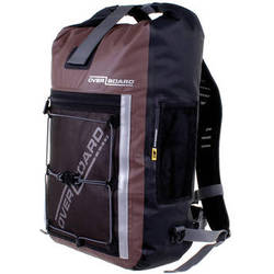OverBoard Pro-Sports Waterproof Backpack (30L, Brown)