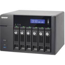 QNAP TVS-671-i5-8G 6-Bay High-Performance Turbo vNAS