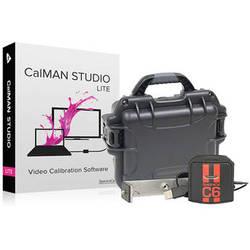 SpectraCal CalMAN Studio Lite with C6 Colorimeter